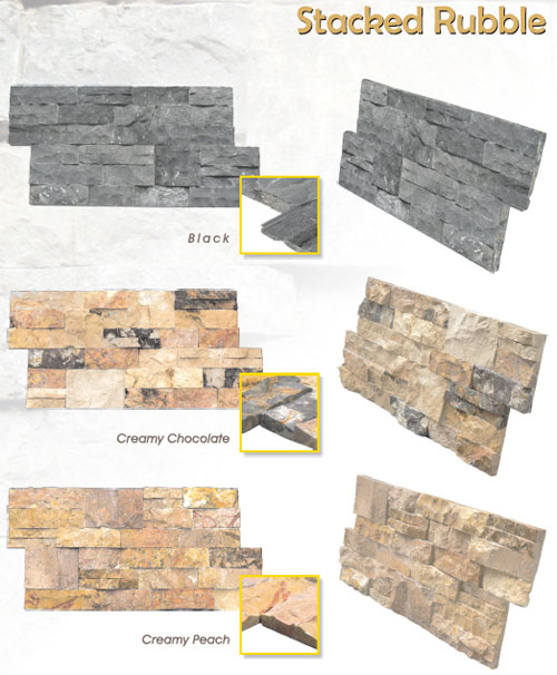 stone veneer for fireplace stacked rubble natural the leader thin veneers faux panels interior walls